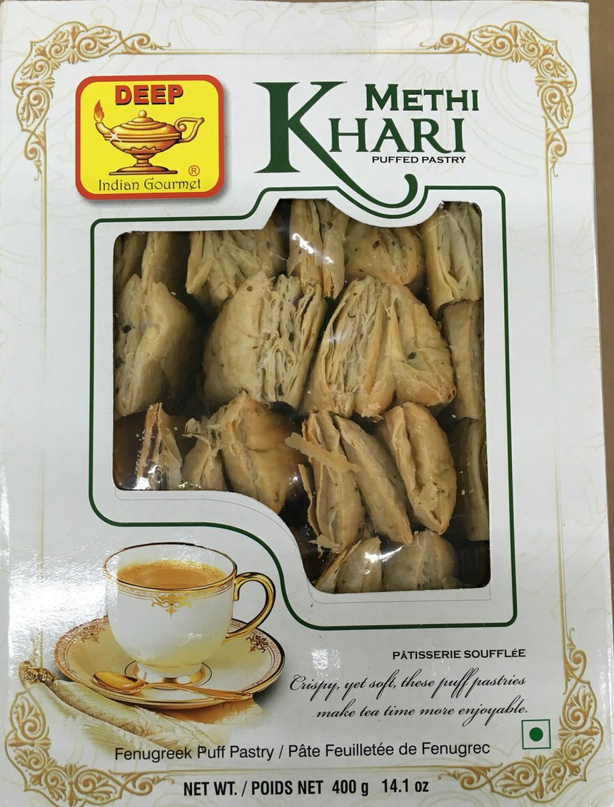 Khari Methi - Deep (400 gms)