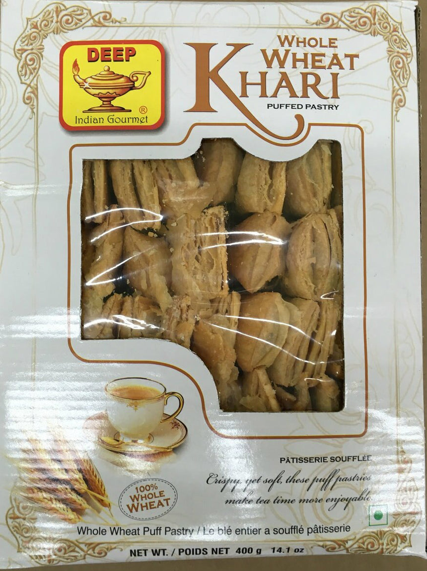 Khari Whole Wheat - Deep (400 gms)