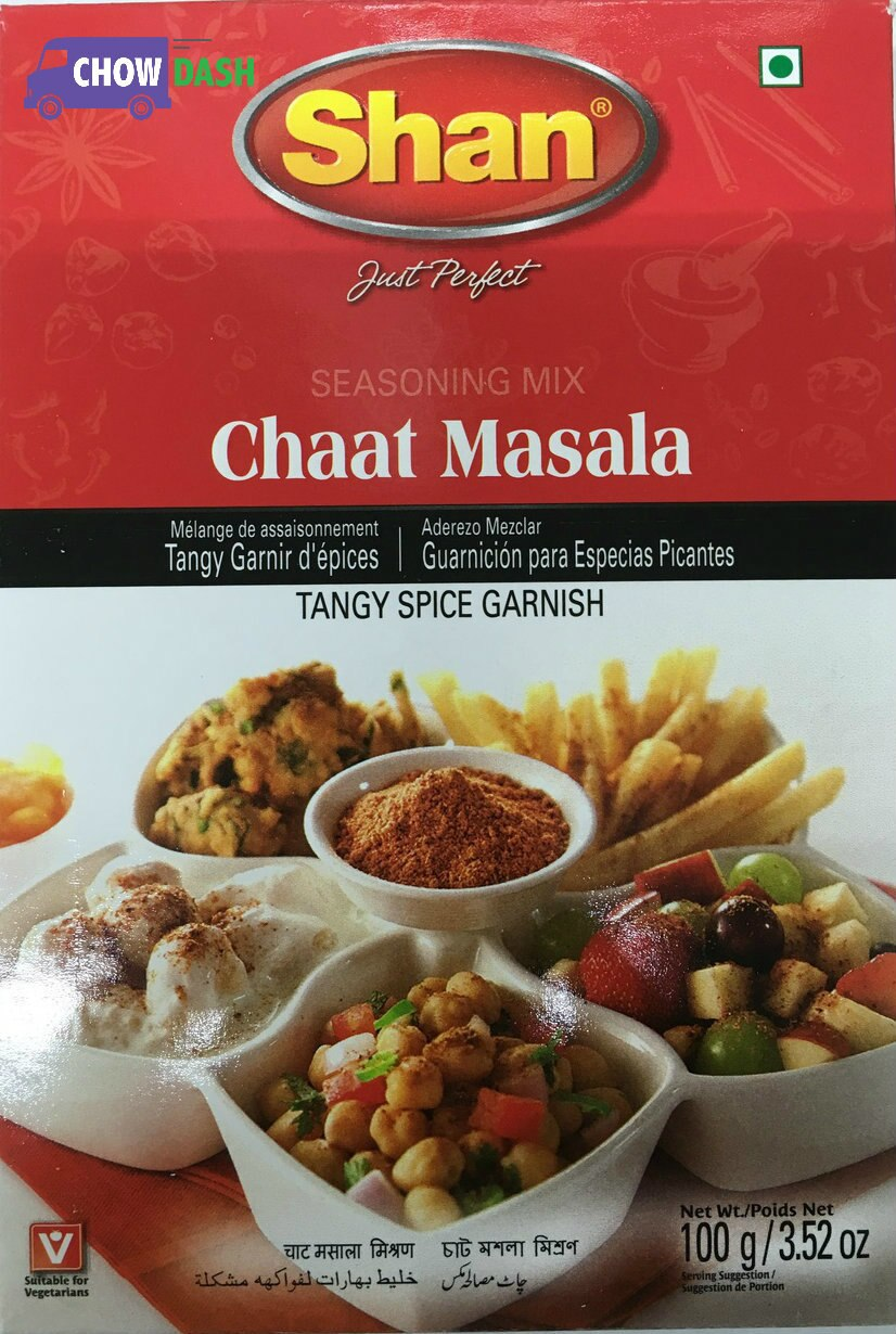 Chaat Masala - Shan (3.52 oz)