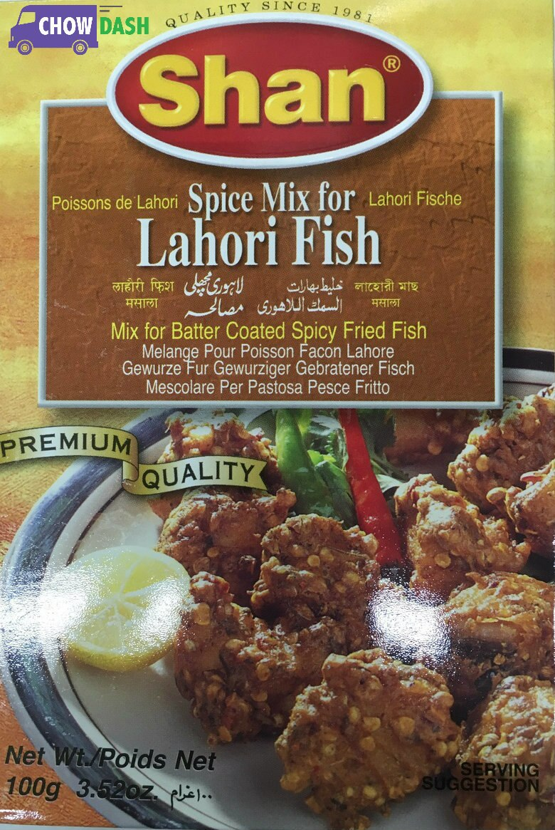 Lahori Fish - Shan (3.52 oz)