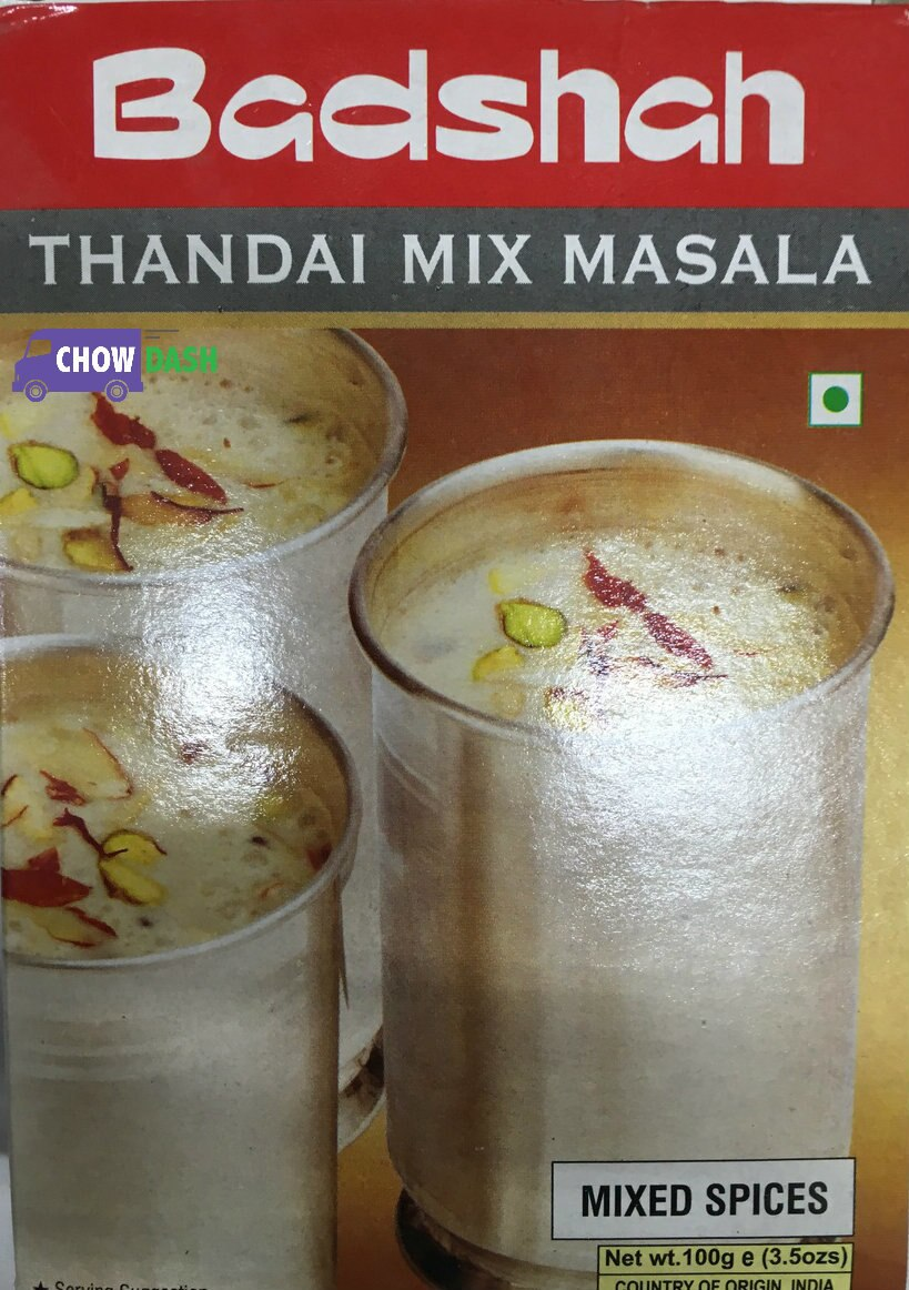 Thandai Mix Masala - Badshah (3.5 oz)
