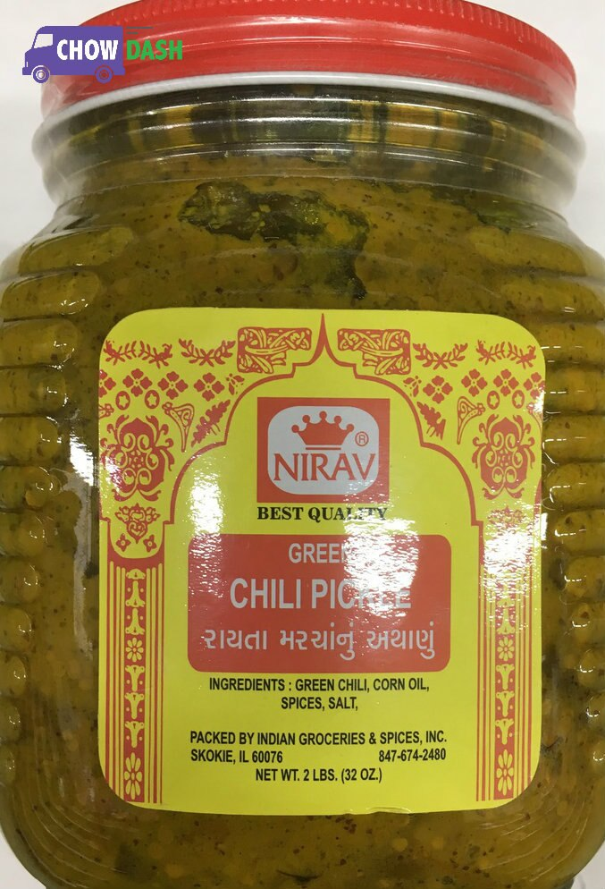 Chili Pickle - Nirav (32 oz)