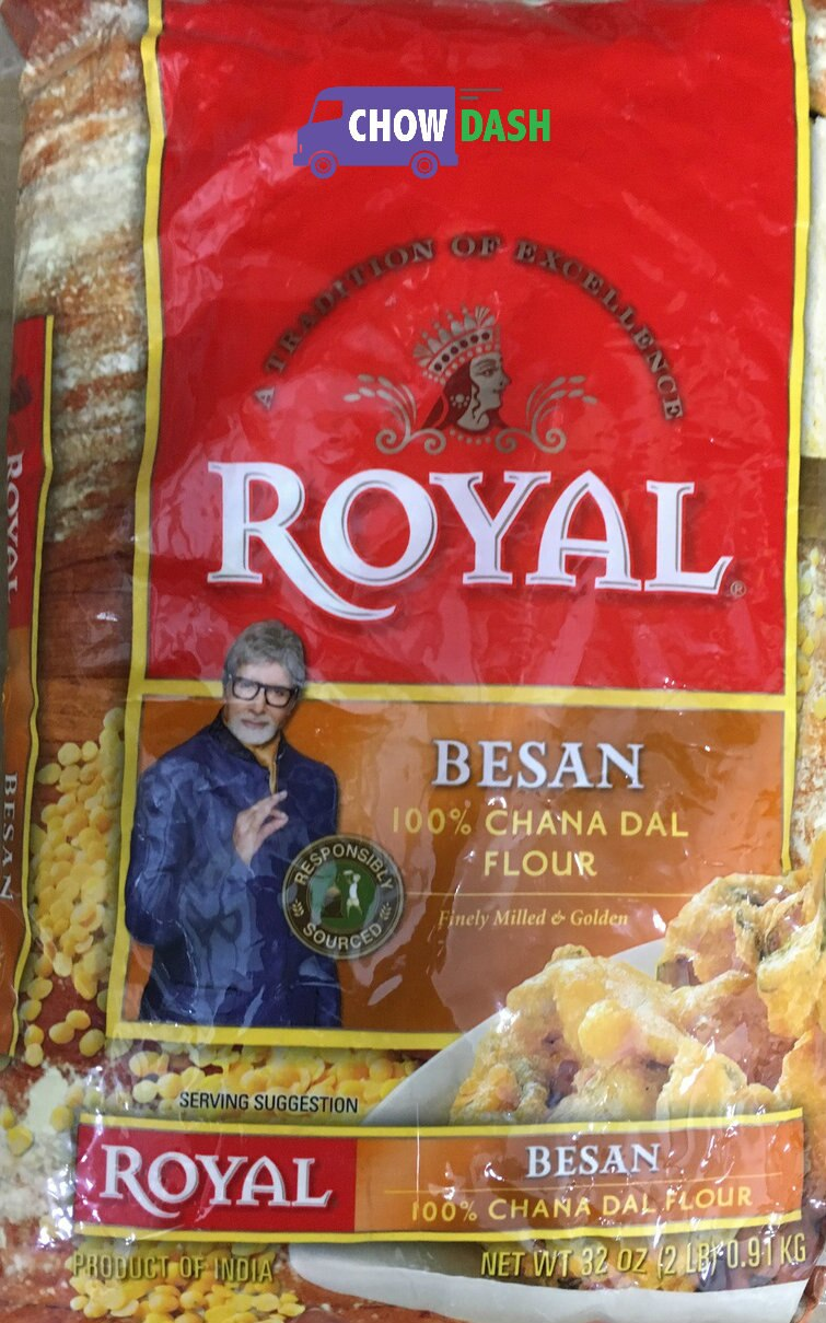 Chana Dal Besan - Royal