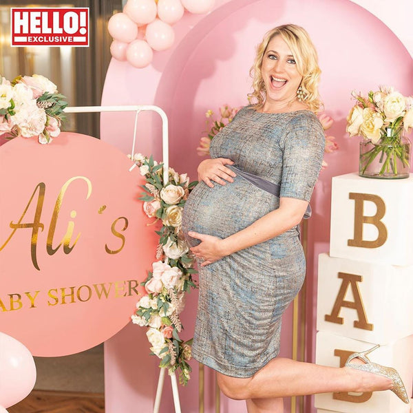 Ali Bastian uses Baby Shower in a Box
