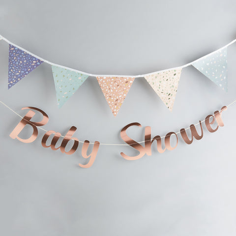 Baby Shower backdrop for photos