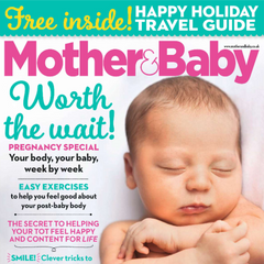 Mother and Baby Magazine May edition