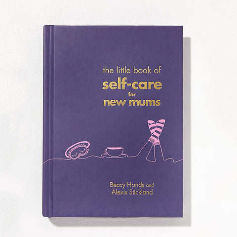 Self care book for new mums