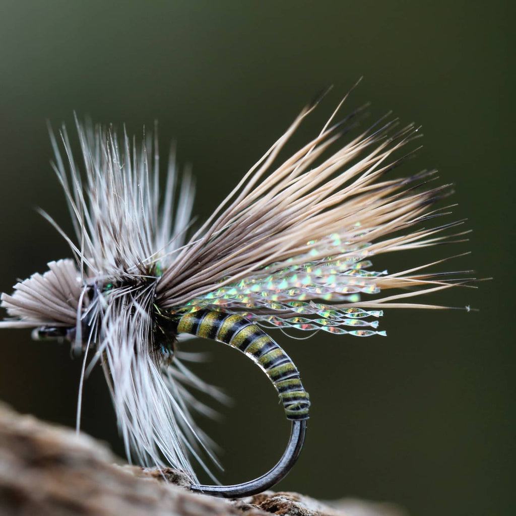 Fly Tying Interview with Raymond Collette a.k.a. theokayfisherman