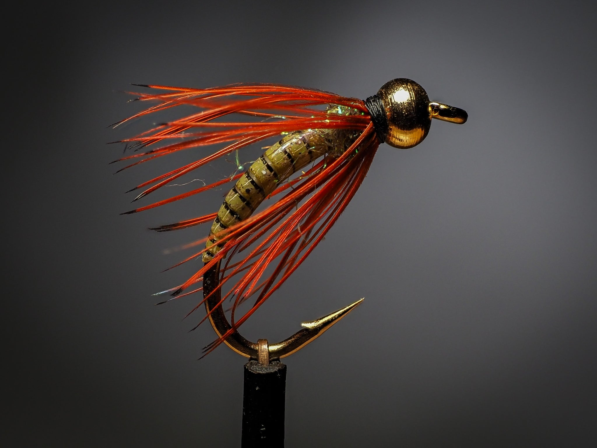 Fly Tying Interview with Garren Wood