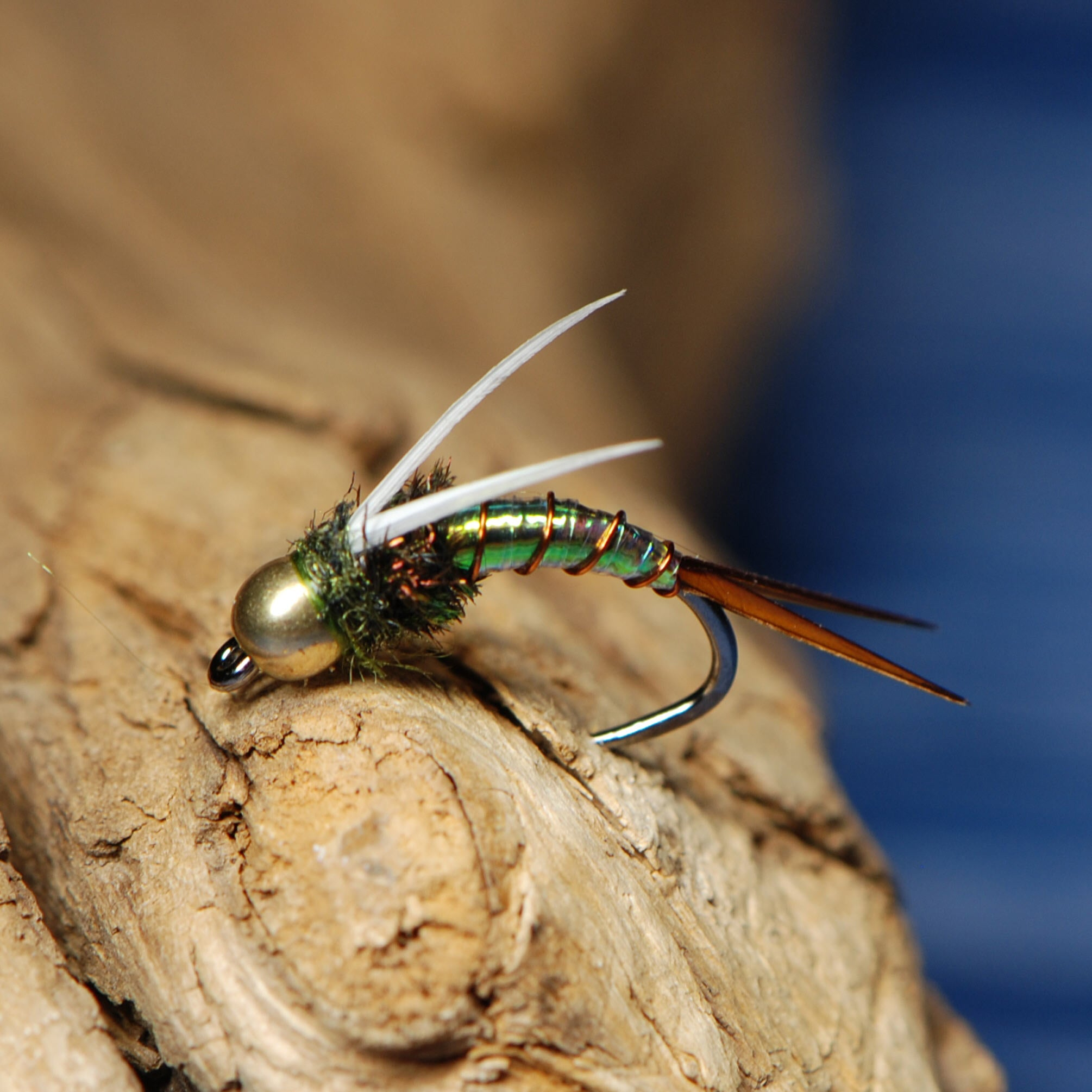 Fly Tying Interview with Freddy Block a.k.a. FreddysFlyz