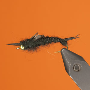 Bead Headed Black Stonefly