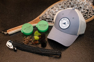 Net, Hat, Lanyard and Fly Combo
