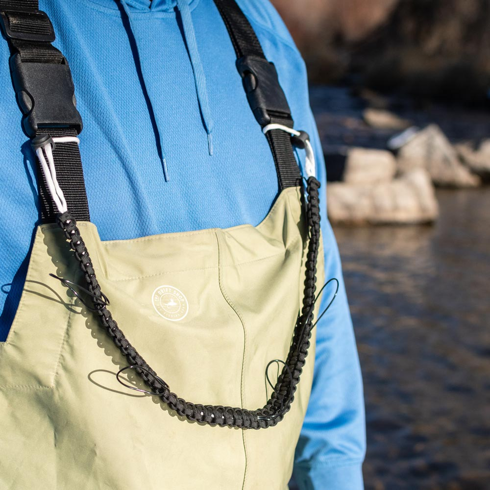Fly Fishing Wader Lanyard
