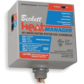 7512 Beckett Heat Manager