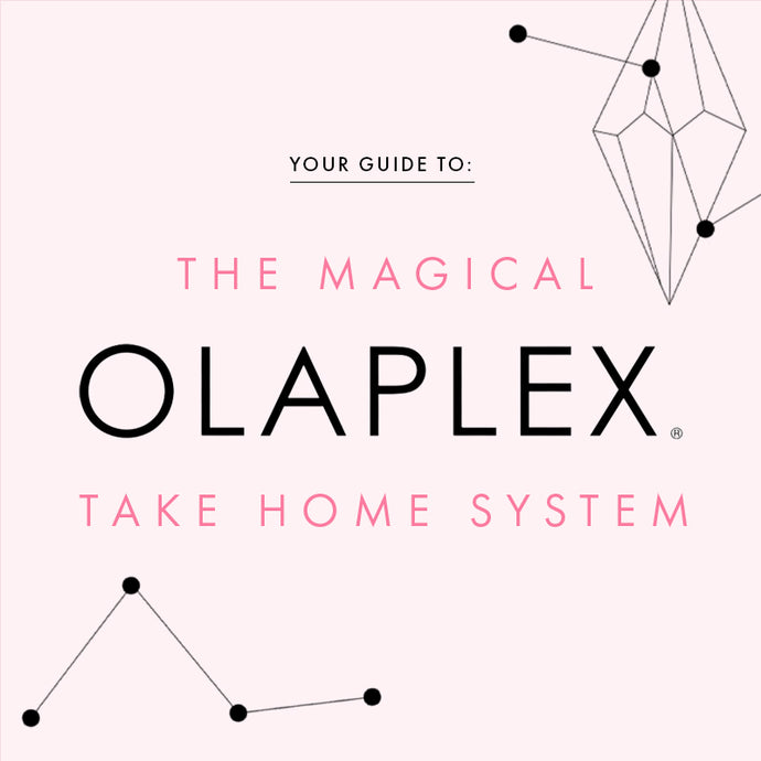 Your Guide To: The Magical Olaplex Take home System