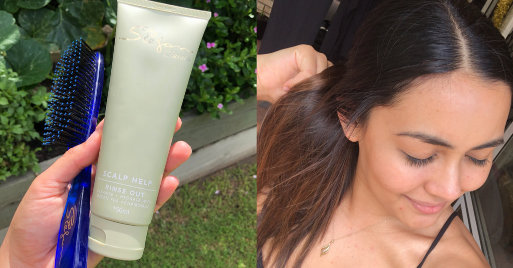 3 Steps To A Clean Scalp