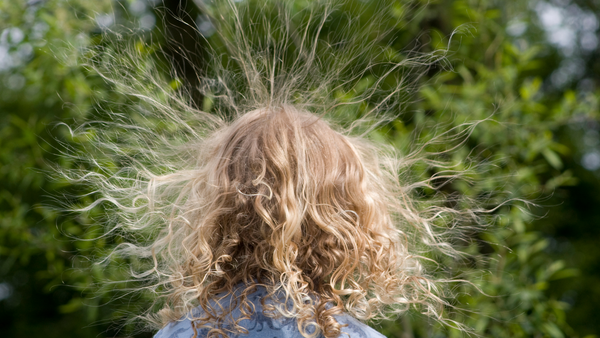 Static Hair During Winter