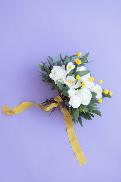 Artificial Wedding Bouquet