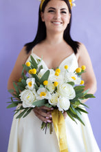 Load image into Gallery viewer, Fake Wedding Bouquet