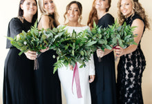 Load image into Gallery viewer, Faux Greenery Bouquet