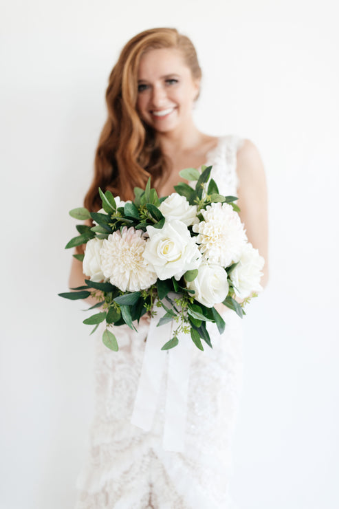 Artificial bridal bouquet
