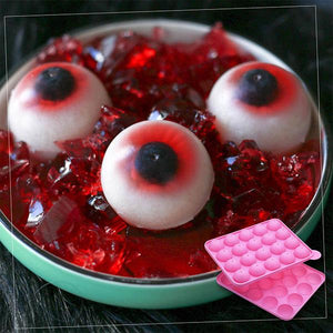 Trick-O-Treat Eyeball Candy Mold