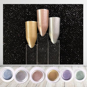 [PROMO 30% OFF] Artsy™ Metallic Nail Art Gel
