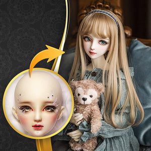 Doll Hairstyling Tool