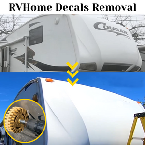 [PROMO 30% OFF] RVHome Decals Removal