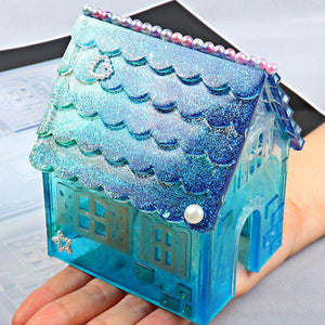 [PROMO 30% OFF] Craftish™ DIY Resin House Kit