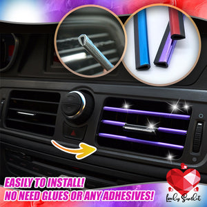 Car Interior Styling Trim Strip