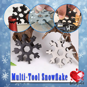 18-in-1 Super Multi-Tool Snowflake
