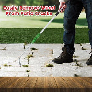 EZ Telescopic Patio Weed Remover