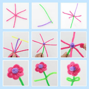 Craftric™ DIY Flower Decor Kit