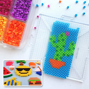 PixelKraft Perler Beads DIY Set