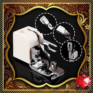 [PROMO 30% OFF] Side Cutter Overlock Presser Foot