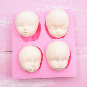 Craftric™️ Mini Proportional Universal Face Mold