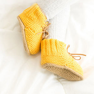 DIY Cute Baby Shoes
