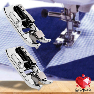 Stitch-in-the-Ditch Machine Presser Foot