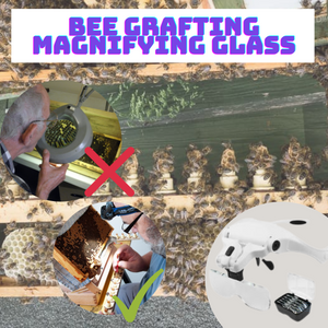[PROMO 30% OFF] Bee Grafting Magnifying Glass