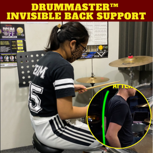 [PROMO 30% OFF] DrumMaster™ Invisible Back Support