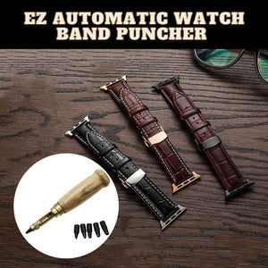 [PROMO 30% OFF] EZ Automatic Watch Band Puncher