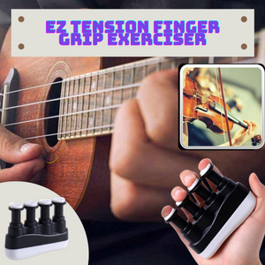 [PROMO 30% OFF] EZ Tension Finger Grip Exerciser