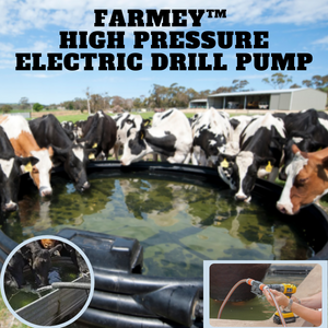 [PROMO 30% OFF] Farmey™ High Pressure Electric Drill Pump