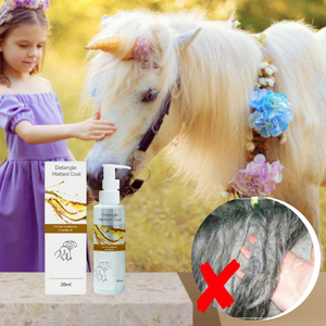 [PROMO 30% OFF] Horse Mane & Tail Detangle Treatment