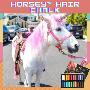 [PROMO 30% OFF] Horsey™ Hair Chalk