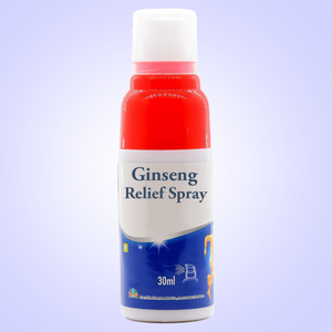 Ginseng Relief Spray