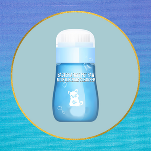 BacteriaFree Pet Paw Moisturizing Cleanser