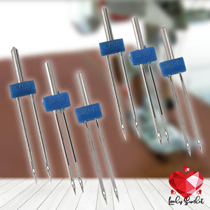 SewPro Double Stitching Needles
