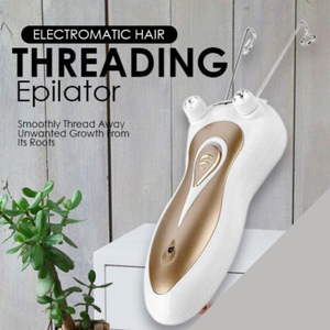 [PROMO 30% OFF] ElectroMatic Hair Threading Epilator